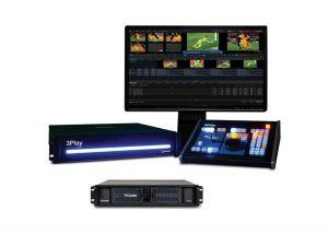 Bộ TriCaster 460 advanced và Bộ 3Play 4800