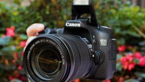 Đánh giá Canon 700D , Một trong những chiếc máy bán chạy nhấ