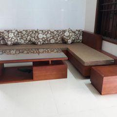 Bàn ghế phòng khách gỗ