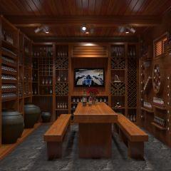 Hầm rượu 01