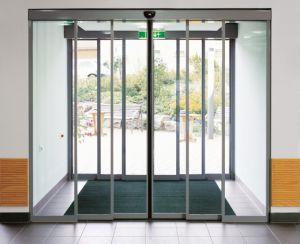 Hệ thống cửa cổng tự động