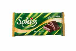 Kẹo sô cô la sokiss thanh 100g