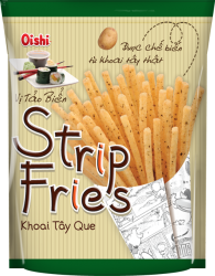 Strip fries