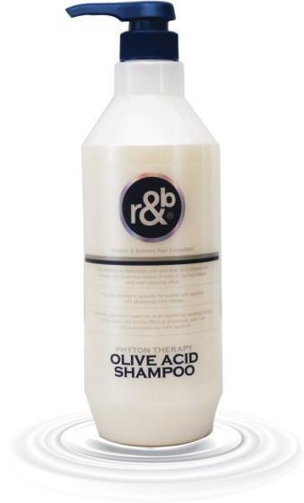 Dầu Gội Thảo Dược Mượt Tóc r&b Olive Acid Shampoo 1000ml