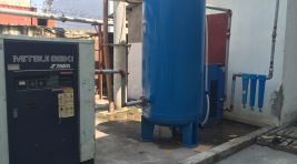 Máy nén khí cung cấp cho ngành thức ăn gia súc