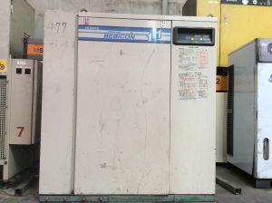 Máy nén khí piston cách âm Hitachi 11 kw