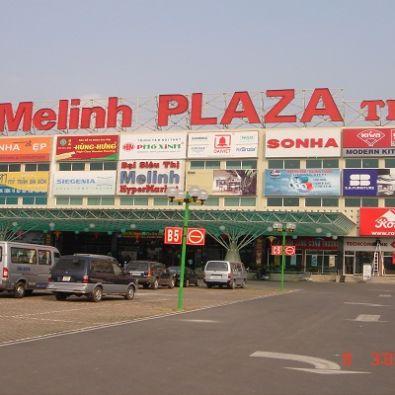 Trung tâm thương mại Mê Linh Plaza