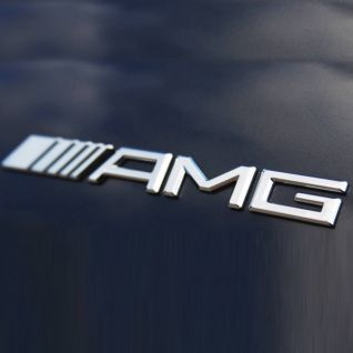 Logo nổi AMG