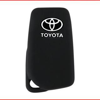 Ốp vỏ chìa khóa silicone xe Toyota (Mã 2)