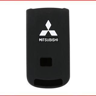 Ốp vỏ chìa khóa silicone xe Mitsubishi (Mã 2)
