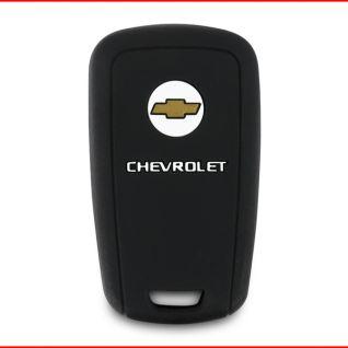 Ốp vỏ chìa khóa silicone xe Chevrolet (Mã 2)