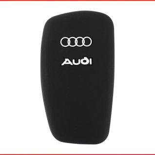 Ốp vỏ chìa khóa silicone xe Audi (Mã 2)