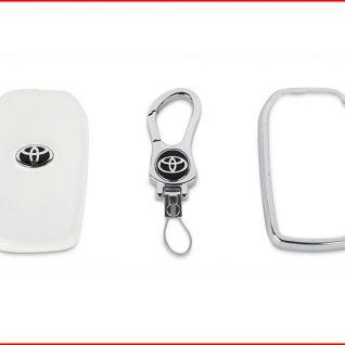 Ốp vỏ chìa khóa xe Toyota 01