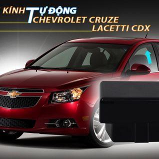 Bộ nâng kính cửa tự động Chevrolet Cruze