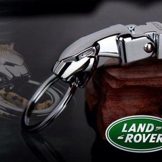 Móc khóa báo Land Rover