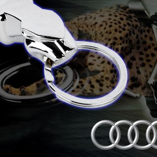 Móc khóa báo Audi