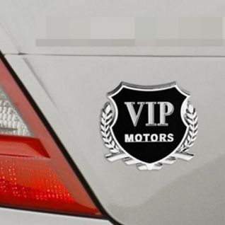 Logo nổi VIP Motor
