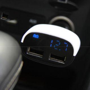 Bộ chia cổng USB thông báo điện áp 3.4 A