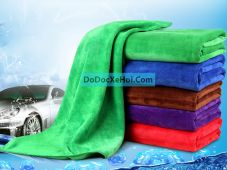 Bộ 5 khăn rửa xe ô tô