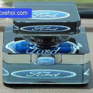 Nước hoa pha lê logo Ford