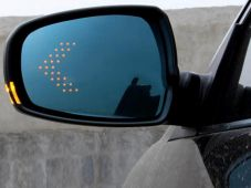 Gương xinhan ô tô Mazda 6