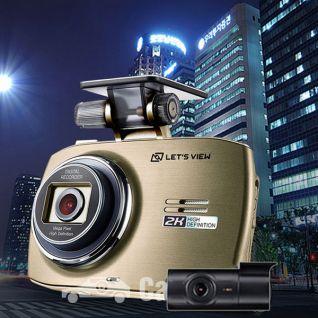 Camera hành trình Hàn Quốc Let's View SH-200M
