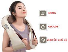 Máy massage cổ và lưng CJ101