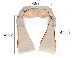 Máy massage cổ và lưng CJ101 (2)