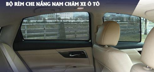 Bộ rèm che nắng nam châm cho xe Mazda3  (2014-nay