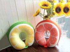 Gối chữ U hình trái cây