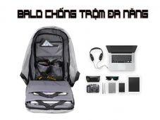 Balo laptop và du lịch chống trộm Megan