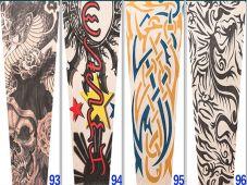 Ống tay áo chống nắng hình xăm Tattoo