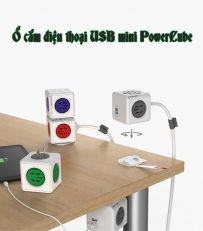 Ổ cắm điện thoại USB mini PowerCube