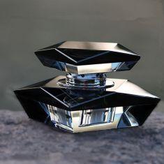 Nước hoa pha lê trang trí taplo (Xám đen)
