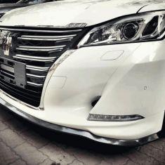 Cuộn dán viền ô tô cao su samurai - Đen