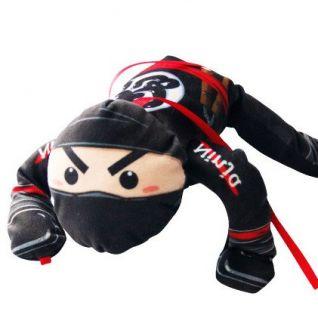 Trang trí ô tô hình ninja