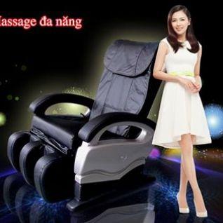 Ghế massage toàn thân công nghệ Nhật Bản