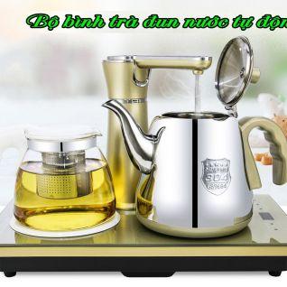 Bộ bình trà đun nước tự động SID JBL-B507