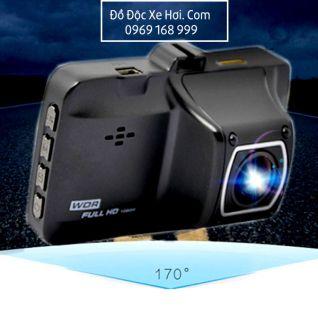 Camera hành trình Vehicle BlackBOX WDR JA14 - Đen