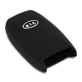 Ốp vỏ chìa khóa silicone xe KIA