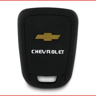 Ốp vỏ chìa khóa silicone xe Chevrolet (Mã 3)