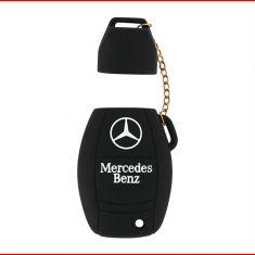 Ốp vỏ chìa khóa silicone xe Mercedes Benz