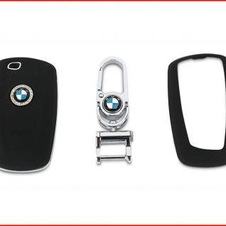 Ốp vỏ chìa khóa xe BMW (Đen mới)