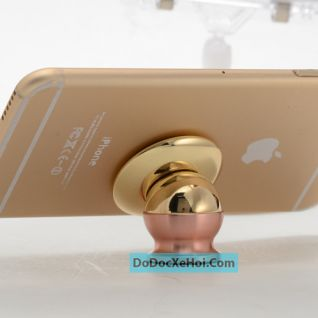 Giá đỡ điện thoại mạ vàng