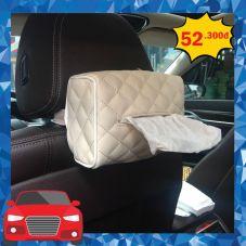 Hộp đựng khăn giấy trên ô tô