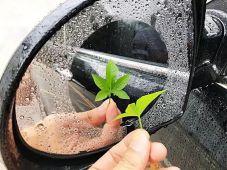Miếng dán chống nước cho gương ô tô - Loại nhỏ