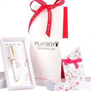Bút ký Playboy mạ vàng