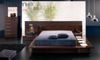 Giường ngủ 74 - Nội thất Jhome