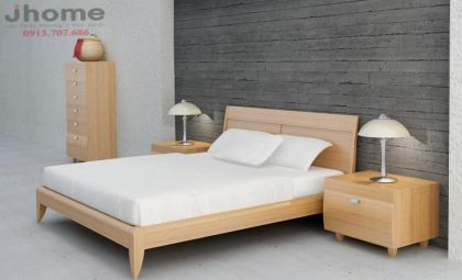 Giường ngủ 81 - Nội thất Jhome