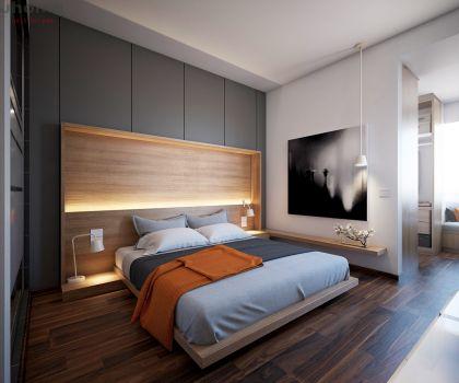 Thiết kế phòng cưới chung cư tại Hà Nội - Nội thất Jhome